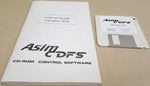 AsimCDFS v2.6 - 1994 Asimware Innovations CD-ROM FileSystem for Commodore Amiga