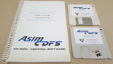 AsimCDFS v3.10 - 1995 Asimware Innovations for Commodore Amiga