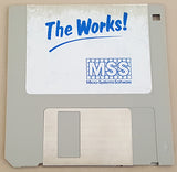 The Works! - Analyze! Scribble! Organize! ©1987 Micro-Systems Software for Commodore Amiga