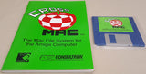 CrossMAC v1.03 ©1995 Consultron Mac File System for Commodore Amiga