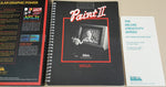 Deluxe Paint II v2.0 Red ©1986 EA Electronic Arts for Commodore Amiga