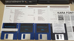 Deluxe Paint IV AGA v4.61 ©1993 EA Electronic Arts for Commodore Amiga