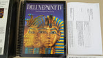 Deluxe Paint IV AGA ECS OCS v4.61 ©1993 EA Electronic Arts for Commodore Amiga