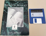 Desktop Budget v1.0 ©1989 Gold Disk Inc. for Commodore Amiga