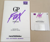 GP Fax Software v2.01 Any Modem & SupraFAXModem - 1992 GP Software for Commodore Amiga