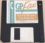 GP Fax Software v2.346 Class1 v2.347 Class2 - 1994 GP Software for Commodore Amiga