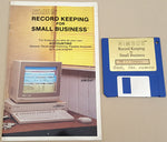 NIMBUS v1.1 Record Keeping for Small Business - 1987 Nimbus Inc. for Commodore Amiga