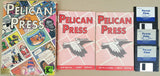 Pelican Press v1.0 Publishing Program - 1991 Queue Inc for Commodore Amiga