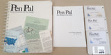 Pen Pal v1.4 - 1992 SoftWood Inc. for Commodore Amiga
