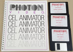 Photon Video Cel Animator - 1988 MicroIllusions for Commodore Amiga