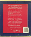 ProWrite v2.5 Word Processor - 1989 New Horizons Software for Commodore Amiga