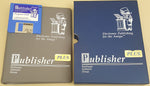 Publisher Plus v1.0 - 1987 Northeast Software Group for Commodore Amiga
