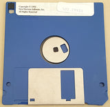 Quarterback v5.02 Backup Utility Disk ONLY - 1992 CSS Central Coast Software for Commodore Amiga