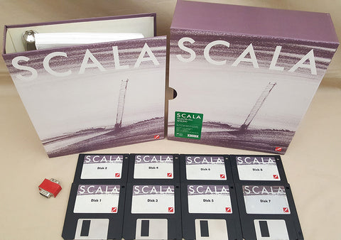 Scala Multimedia MM211 - 1992 Scala AS for Commodore Amiga