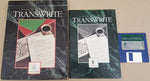 TransWrite v2.0 Word Processor - 1989 Gold Disk for Commodore Amiga