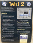 Twist 2 Relational Database - 1997 Mermaid Group & HiSoft for Commodore Amiga