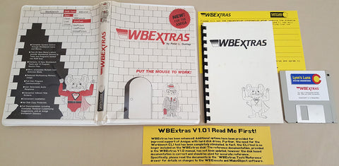 WBExtras v1.01 - 1987 Lynn's Luna C for Commodore Amiga
