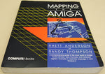 Mapping The Amiga - 1990 Programming Book for Commodore Amiga