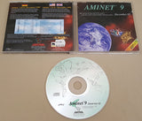 Aminet 9 - December 1995 CD - 1995 Urban Dominik Muller for Commodore Amiga