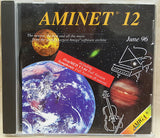 Aminet 12 - June 1996 CD - 1996 Urban Dominik Muller for Commodore Amiga