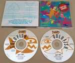 GoldFish CD's - April 1994 by Fred Fish for Commodore Amiga