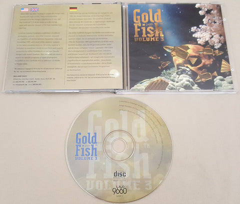 GoldFish Vol.3 CD - November 1995 by Fred Fish for Commodore Amiga