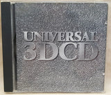 Universal 3DCD CD for Commodore Amiga LightWave 3D