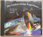 The Global Amiga Experience CD 1995 for Commodore Amiga - Imagine 3D Scala VistaPro Distant Suns