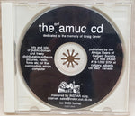 The First Second Third Amuc CD's for Commodore Amiga