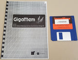 GigaMem v3.12 - 1992 INOVAtronics Inc. Virtual Memory for Commodore Amiga