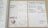 Amiga OS v3.5 Operating System Software for Commodore Amiga