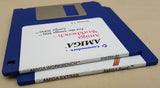 Amiga OS Workbench v1.2 and Extras v1.2 Disks for Commodore Amiga
