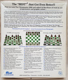 The Fidelity ChessMaster 2100 - 1990 Software Toolworks Game for Commodore Amiga