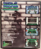 Table Tennis Simulation - 1989 Starbyte Game for Commodore Amiga