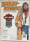 Harley-Davidson Road to Sturgis - 1990 Mindscape Game for Commodore Amiga