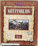 Gettysburg - 1990 Arc Software Game for Commodore Amiga