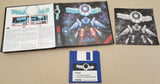 SpinWorld - 1988 Axxiom Game for Commodore Amiga