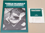 Where in the World is Carmen Sandiego? - 1989-1990 Broderbund Game for Commodore Amiga