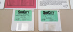 SimCity The Sim City Simulator - 1989 Maxis Game for Commodore Amiga