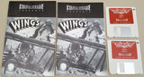 WINGS - 1990 Cinemaware Game for Commodore Amiga
