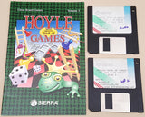 HOYLE Book of Board GAMES Vol.III - 1992 Sierra Game for Commodore Amiga