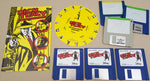 Dick Tracy - 1990 TouchStone Walt Disney Game for Commodore Amiga