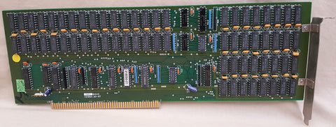 A2052 2mb RAM Zorro-II Card w/2mb RAM Installed for Commodore Amiga
