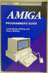 Amiga Programmer's Guide 1986 Weber Systems, Inc Book for Commodore Amiga 1000