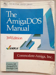 The AmigaDOS Manual 3rd Edition July 1991 Book for Commodore Amiga