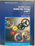 Inside the Amiga with C 2nd Edition - 1988 Programming Book for Commodore Amiga