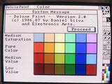 DeluxePaint II KindWords Ports Of Call 1990 Discovery for Commodore Amiga