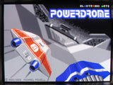PowerDrome - 1989 Electronic Arts Game for Commodore Amiga
