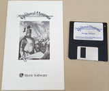Medieval Warriors - 1991 Merit Software Game for Commodore Amiga