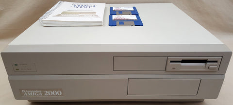 Commodore Amiga 2000 A2000 Desktop Computer - CA1077930